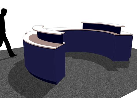reception desk cad reception desk cad reception furniture in autocad