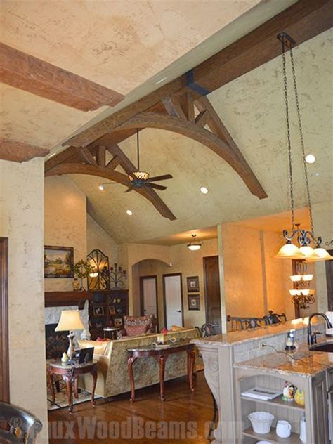 vaulted ceiling beams 165 best design ideas ceilings images on pinterest
