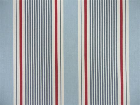 striped curtain fabric online clarke clarke maritime sail stripe marine f0408 01