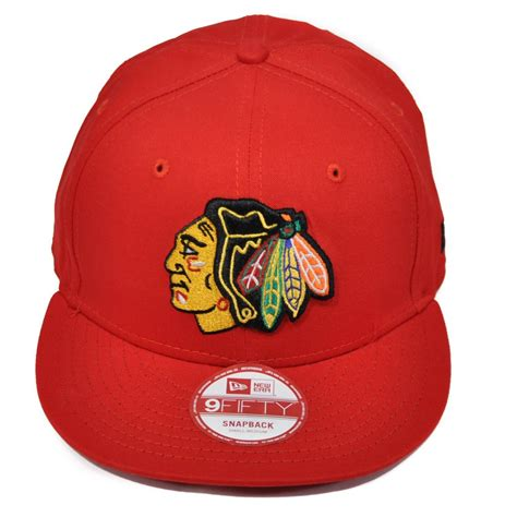 blackhawks snapback new era new era 9fifty chicago blackhawks r 246 d snapback keps