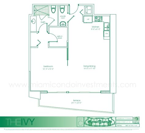 the ivy miami floor plans the ivy floor plans for condos in miami