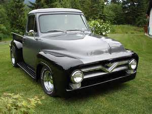 55 Ford Truck 55 Ford