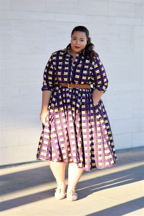 clothing for plus size women over 55 55 ankara african print styles for plus size women 2016