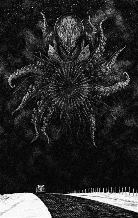 { lovecraft's monsters }