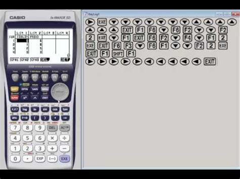 tutorial casio fx 9860 programming with casio graphing calculators part 1 i