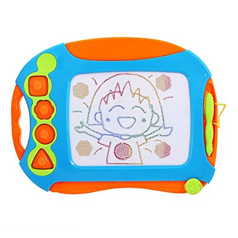 doodle pro glow drawing board magnetic sketch board doodle pro wishtime how to draw