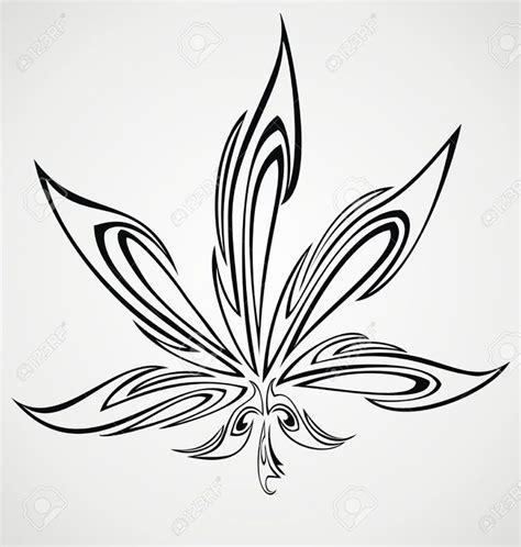 tribal pot leaf tattoo designs 24 best images on