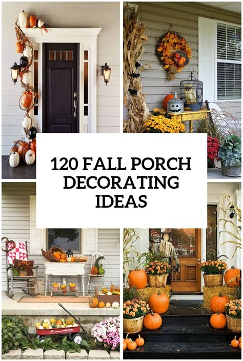 fall porch decorating ideas fall fall decor fall