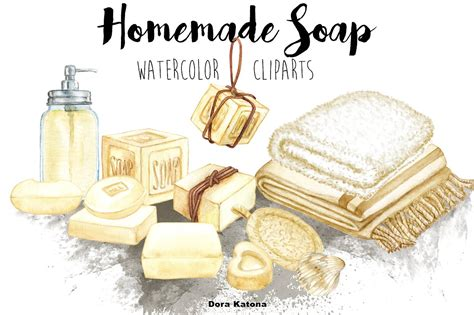 soap clipart soap clipart icons creative market