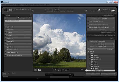 lightroom tutorial import lightroom tutorial so importieren sie ihre bilder richtig