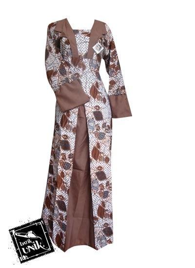 Baju Batik Batik Ayusari Gamis Batik Sogan 2 baju gamis obi corak batik 28 images baju gamis batik