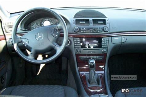 airbag deployment 2004 mercedes benz g class security system 2004 mercedes benz e class e200 cdi classic dpf air car photo and specs