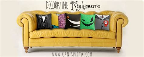 nightmare before christmas bedroom decor bukit nightmare before christmas jack skellington pillow cover