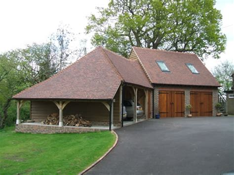 brick garages designs garages julian bluck designs brick and oak frame barns