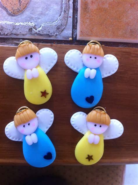 como hacer angelitos en porcelana fria souvenirs porcelana fria hadas y angelitos 12 000 en