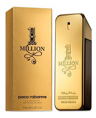Farfume One Million paco rabanne 1 million fragrance collection for shop