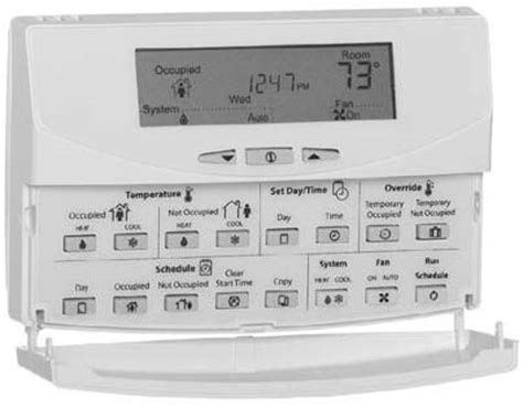 Honeywell Commercial Visionpro Programmable Thermostats