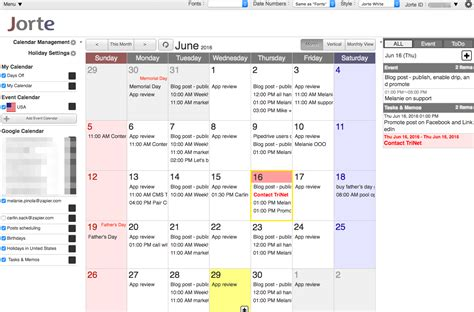Yahoo Calendar Android Beyond Calendar And Apple Calendar The 18 Best
