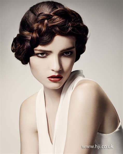 simple 1920s hairstyles louise wood 2012 southern hairdresser of the year finalist