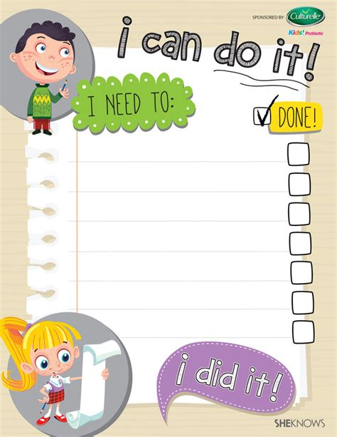 printable to do list for students to do list for kids free printable coloring pages