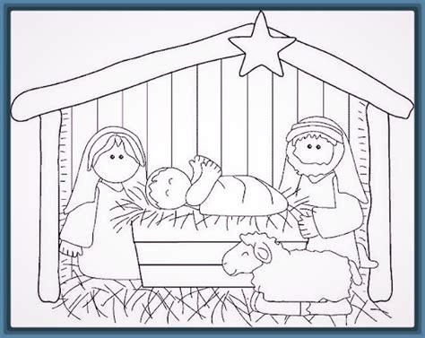 imagenes de navidad para colorear nacimientos imagenes de nacimientos navideos para descargar imagenes