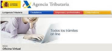 aeat oficina virtual la agencia tributaria transforma la oficina virtual en