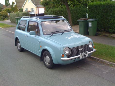 mad 4 wheels 1989 nissan pao best quality free high