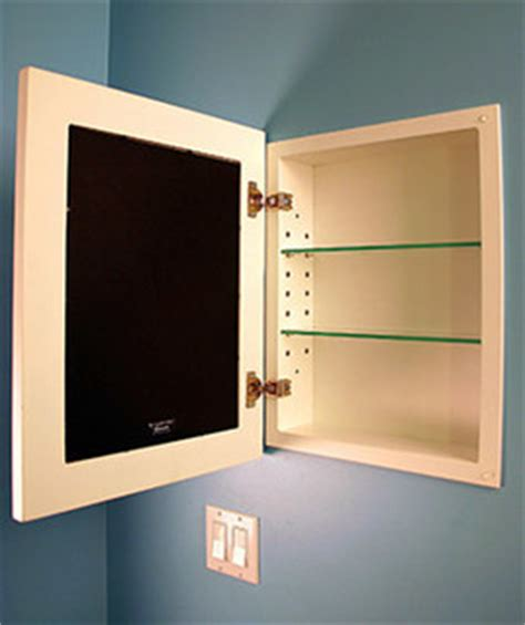 make your own medicine cabinet concealed medicine cabinets make your own