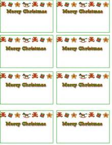 Free christmas name tags free printable holiday name tags