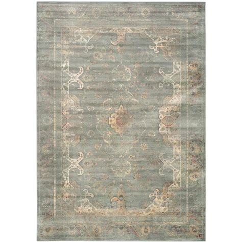 safavieh vintage turquoise multi 8 ft x 11 safavieh vintage grey multi 8 ft x 11 ft 2 in area rug vtg137 2770 8 the home depot