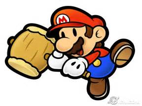 Super paper mario just wasn t the same