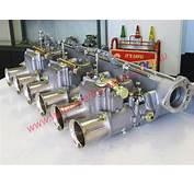 Jaguar 38 42 6 Cylinder Triple 45 DCOE Weber Kit