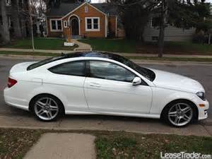 2013 Mercedes C250 Coupe 2013 Mercedes C250 Coupe Lease