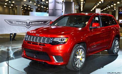 trackhawk jeep srt 3 5s 180mph 2018 jeep grand srt trackhawk 25