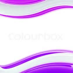 wavy white and violet glossy bright design template