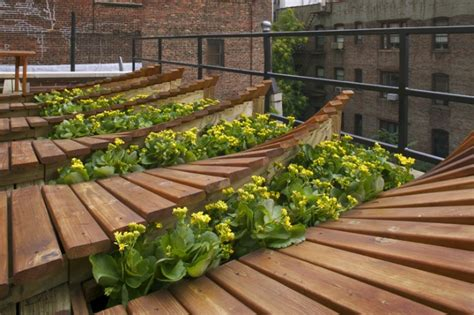 Secret Greenwich Village Roof Deck Inspired By New York?s