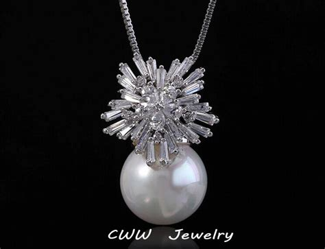 large for jewelry luxury silver plated big aaa cubic zirconia