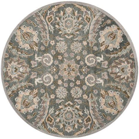 safavieh porcello multi 5 ft x 5 ft area rug