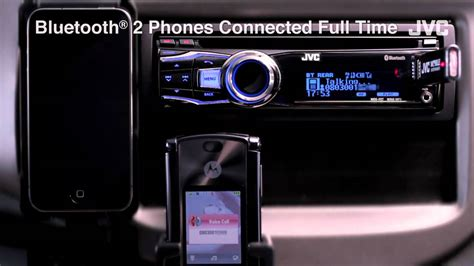 Tv Mobil Jvc jvc mobile car audio receiver quot bluetooth r 2 phones