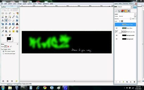 gimp tutorials youtube basics gimp banner tutorial youtube