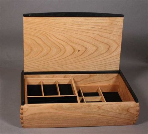 small wooden jewelry box woodworking