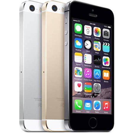 t iphone 5s apple iphone 5s 16gb refurbished at t locked walmart