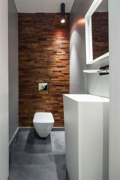 wood accent wall bathroom accent wall ideas 12 different ways to cover your walls