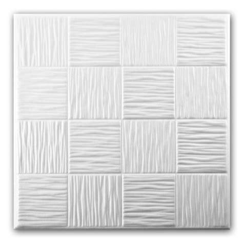 Styrofoam Ceiling Boards by Polystyrene Foam Ceiling Tiles Panels 0810 Pack 112 Pcs