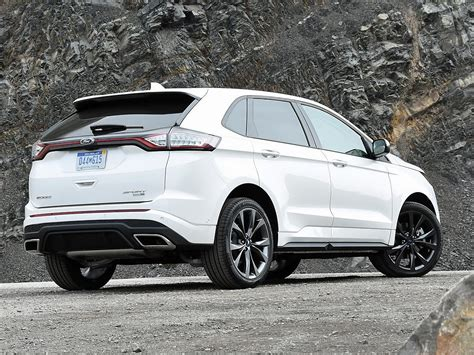 2018 Ford Edge Sport by 2018 Ford Edge Sport Review Redesign Engine Ecoboost