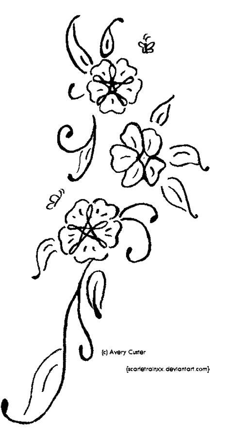 simple vine tattoo designs simple vine tattoo danielhuscroft com