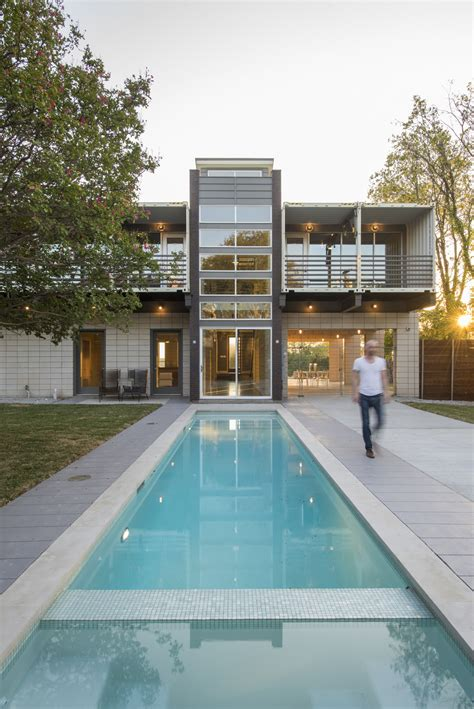 pool home top 20 shipping container home designs and their costs