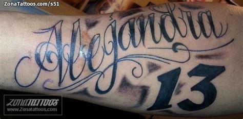 imagenes tatuajes con el nombre alejandro tatuaje de alejandra nombres letras