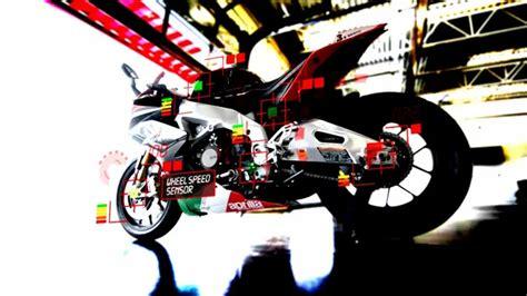 Gute Motorrad Filme by Aprilia Performance Ride Control Aprc In Aktion Sehr