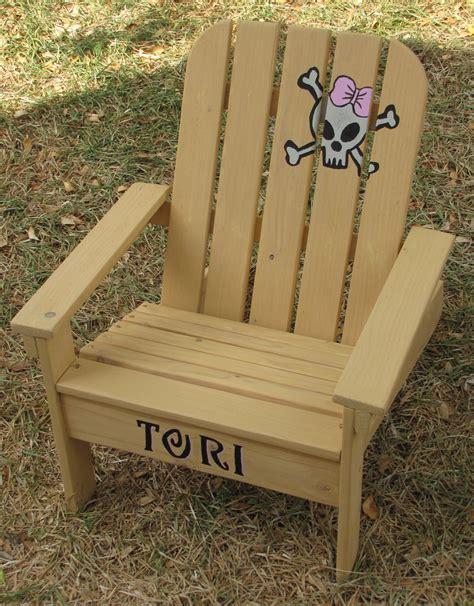 ana white kids adirondack chair diy projects